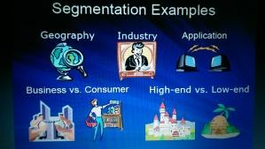 Market segmentation examples